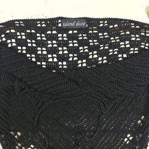 Island Daze Crochet Halter Top